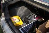 Gerador solar solar da central eléctrica solar portátil do sistema de energia do uso Home
