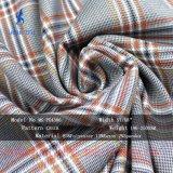 tela de 2%Spandex 13%Rayon 85%Polyester para o vestuário do revestimento