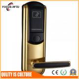 Blocage de porte électronique d'hôtel d'acier inoxydable de la haute sécurité 304 Keyless