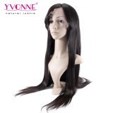 브라질 사람의 모발 긴 머리 가발