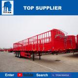 Het Voertuig van de titaan - de Zware Semi Aanhangwagen van de Omheining van de Aanhangwagens van het Vervoer