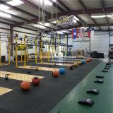 Suelo al aire libre de la gimnasia colorida y suave de la buena elasticidad