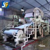 Rollo de Papel Higiénico Jumbo Roll// máquina de hacer de la máquina de papel higiénico baratos
