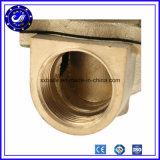 Micro válvula de solenóide de bronze da água da água do ar de 2 polegadas