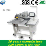 Máquina de costura de couro industrial computarizada do teste padrão eletrônico automático