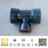 Fr545 Raccords de tuyauterie en fonte ductile pour l'approvisionnement en eau