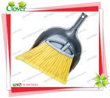Meilleur Brosse de nettoyage de la poussière de la Chambre le balai en plastique avec pelle