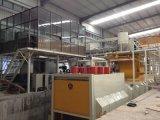Linea di produzione artificiale della lastra del quarzo macchina di superficie solida della pressa
