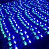 Projet de plein air 18W de la rondelle de mur de lumière LED RVB
