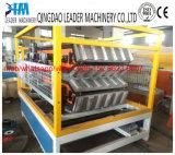 Máquina de PVC compuesto Azulejos esmaltados de extrusión para Techos