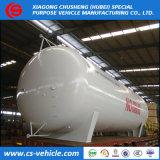 Bestes Gas-Becken des Preis-50000L LPG, Fabrik, die 50m3 LPG Sammelbehälter für Verkauf verkauft