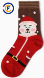 Customized Unisex Cotton Polyester Elastane Fashion Socks Christmas Socks