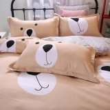 O design simples da Índia, da Malásia Venda quente estilo de Banda Desenhada a roupa de cama
