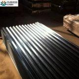 PPGI/Gi/PPGL/Gl Prepainted bobinas de acero galvanizado corrugado/hoja hoja techado Gi