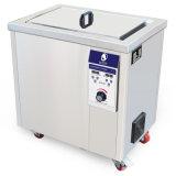 Máquina de limpeza / lavagem de discos ultra-sônicos digitais para peça de metal de furo cego