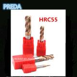 Coupeurs de rayon d'angle Carbide Preda pour métal
