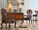 Комплекты мебели спальни античной американской кровати типа новые классицистические домашние