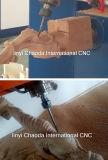 5 routeres do CNC de Eksen, máquina de cinzeladura de madeira do CNC de 5 linhas centrais