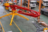 Asta di collocazione concreta del ragno mobile idraulico pieno 23m del rimorchio di serie 13m 15m 17m 18m di Hgy