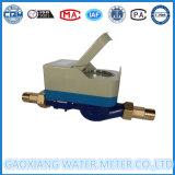 Fácil operação do medidor de água pré-pago no mercado interno