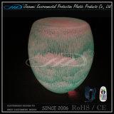 Taburete de tambor Iluminado Iluminación Taburete LED