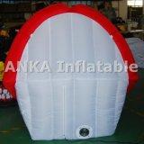Forma personalizada da boca caráter impressionante inflável para a venda