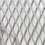 Gebäude-Fassade-Stahlmetallineinander greifen erweiterter Maschendraht
