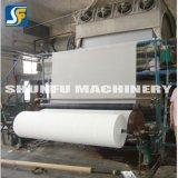 Precios de reciclaje de papel de la máquina del surtidor de la producción del tejido de los carretes chinos del padre