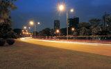 60W Solar-LED Straßenlaternefür im Freien helle hohe Solarleistungsfähigkeit