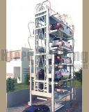 Automatisiertes mini vertikales intelligentes Drehauto-Parken-System