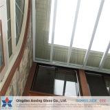 6+6+9A мм плоской ясно изолированный стекло для строительства/декора