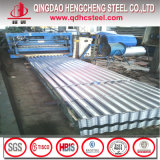 La norme ASTM A653m de long Span fer galvanisé Prix de toiture en métal