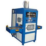Máquina Synchronal de alta freqüência da soldadura e de estaca para a marca registrada do PVC