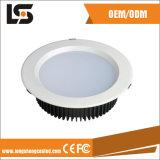 방수 IP65 Aluminum-Alloy 물자 옥외 사용 LED Downlight 주거