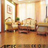 La alta calidad Gluess 5mm piso vinílico, pegamento abajo del piso de tablones de vinilo