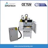 CNC van het Staal van het Messing van het Koper van het aluminium de Machine van de Gravure van het Metaal