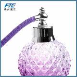 frasco de perfume Refillable vazio da senhora Presente Vintage Vidro do frasco do pulverizador 100ml