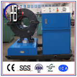 Machine sertissante de la livraison rapide de temps de boyau manuel professionnel d'acier inoxydable