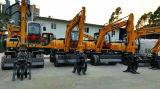 Petits excavateurs à roue-pelle 0.1-1m3 neufs Bd95