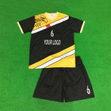 Healongの販売のための安い価格の服装ギヤデジタル印刷の十代の若者たちクラブサッカーセット