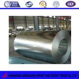 Gi bobina de aço galvanizado para alcançar a mais alta qualidade