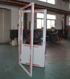 ألومنيوم شباك باب مع ثلاثيّة زجاج ومركّب ألومنيوم لوح [ك06040]