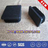 Quadratische Plastikschutzkappen und Stecker