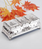 Monili Box di Silverplated (BA12358DL)