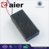 AA 2 Positions Battery Holder auspressen mit Cover (BH5-2003)