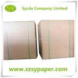 Papier autocopiant pour l'usage de côté