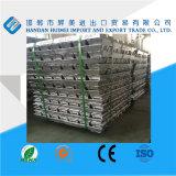 Los lingotes de aluminio primario de alta calidad el 99,7%