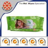 Professional 100% biodegradáveis toalhetes de bebé