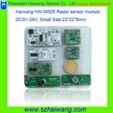 24V 60V de Controleborden van de Sensor van de Microgolf voor Alarm (hw-MS01)
