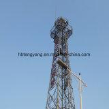 De 70m auto-Stabiele Toren van uitstekende kwaliteit van de Straal van het Rooster van het Staal van Telecommunicatie